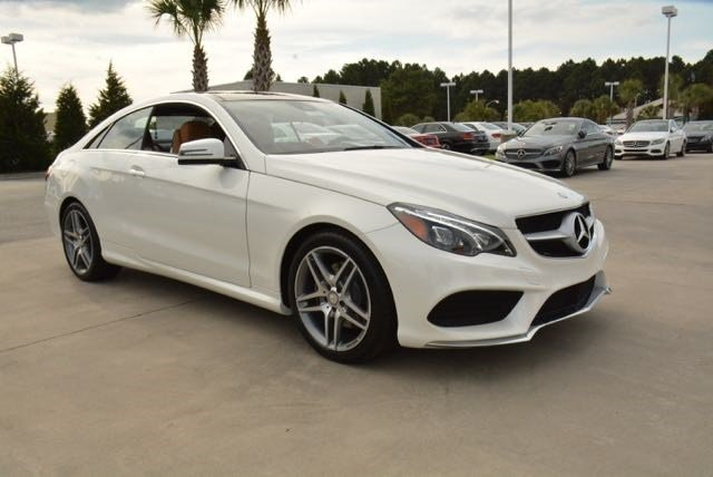 New 2017 mercedes benz e class coupe e400 coupe in myrtle for Mercedes benz of myrtle beach