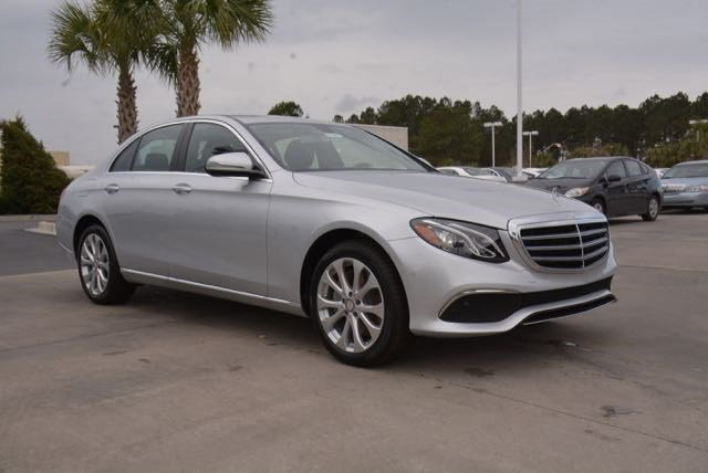 New 2017 mercedes benz e class e300 luxury 4dr car in for Mercedes benz of myrtle beach